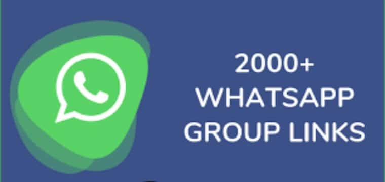 Updated] 2000+ Whatsapp Group Link With Join Links 2019 (Active)